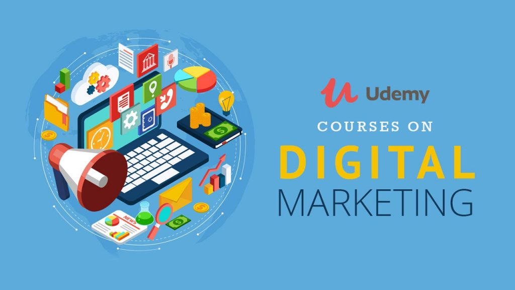 Udemy Courses On Digital Marketing