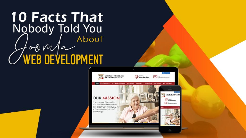 10 Facts That Nobody Told You About Joomla Web Development