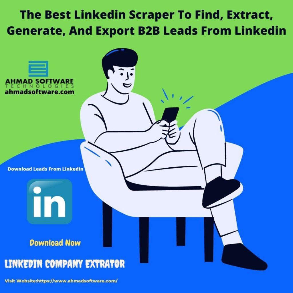 linkedin contact extractor